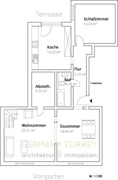 Attraktive 3 Zimmer Jugendstil Altbauwohnung In Hamburg Eimsbuttel